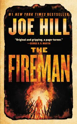 The Fireman, Paperback, 2017