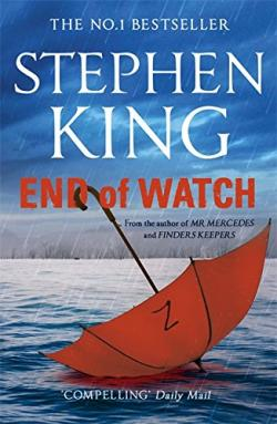 End of Watch, Paperback, 2017