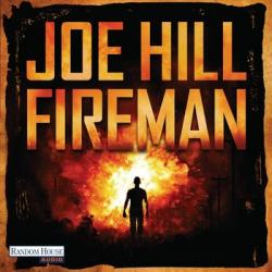 The Fireman, Audio Book, May 09, 2017