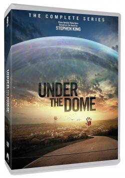 Under the Dome, DVD, 2017