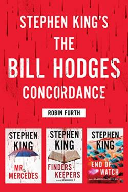 Stephen King's The Bill Hodges Trilogy Concordance, ebook, 2017