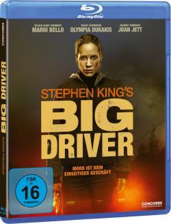 Big Driver, Blu-Ray, 2017