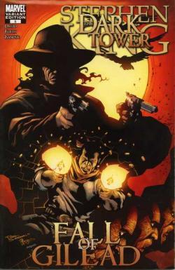 The Fall of Gilead, Comic, 2009