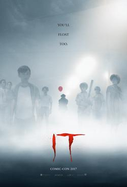 IT, Movie Poster, 2017