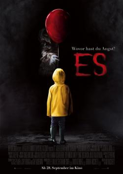 IT, Movie Poster, Sep 28, 2017