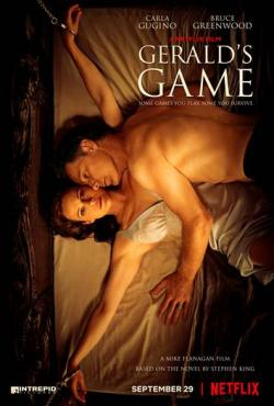 Gerald's Game, Movie Poster, 2017