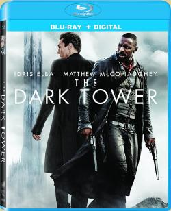 The Dark Tower, Blu-Ray, 2017