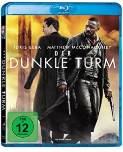 The Dark Tower, Blu-Ray, Dec 21, 2017