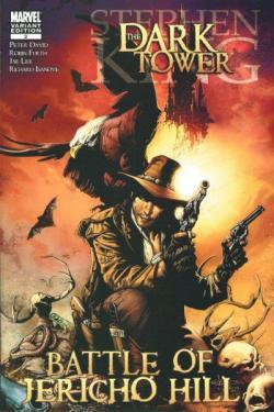 The Battle of Jericho Hill, Comic, 2009