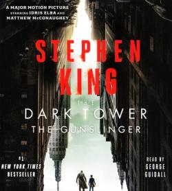 The Dark Tower - The Gunslinger, Audio Book, Jun 2017