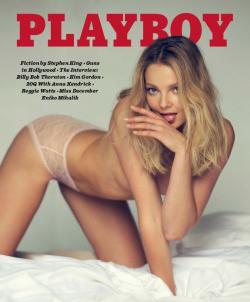 Playboy 2016 December, Magazine, Dec 01, 2016