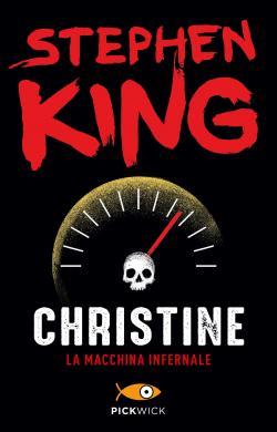 Christine, Paperback, 2017