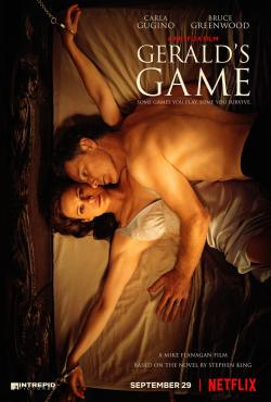 Gerald's Game, Movie Poster, Sep 29, 2017