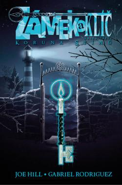 Locke & Key 3: Crown of Shadows, Paperback, 2015