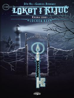 Locke & Key 3: Crown of Shadows, Hardcover, Dec 09, 2014