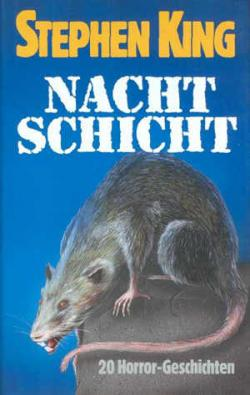 Night Shift, Hardcover, 1984