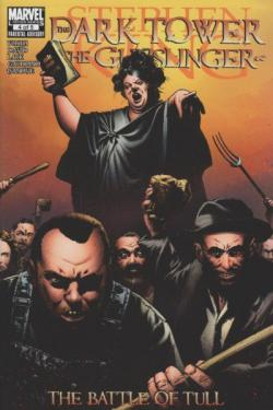 The Battle of Tull, Comic, 2011