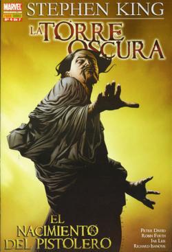 Heft 4, Panini, Comic, Spain, 2007