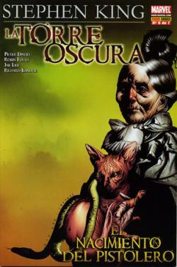 Heft 5, Panini, Comic, Spain, 2007