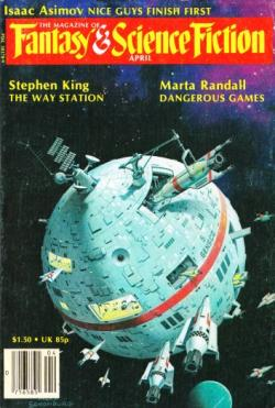 The Magazine of Fantasy and Science Fiction 04 1980, Magazine, Apr 1980
