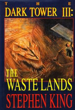 The Dark Tower - The Waste Lands, Hardcover, 1991