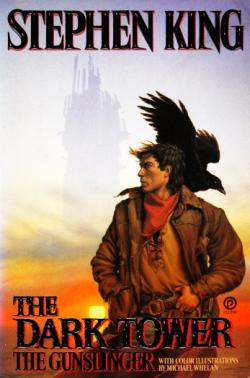 The Dark Tower - The Gunslinger, Paperback, Sep 1988