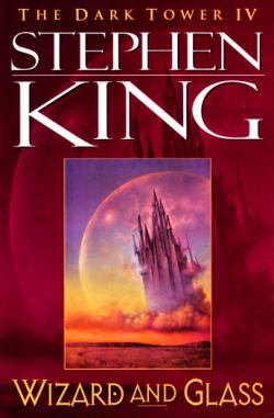 The Dark Tower - Wizard and Glass, Paperback, 1997