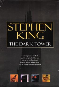 The Dark Tower Boxed Set, Slipcase, Jul 2003