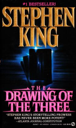 The Dark Tower - The Drawing of the Three, Paperback, Jan 1990