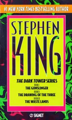 The Dark Tower Boxed Set, Slipcase, 1993