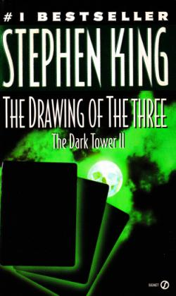 The Dark Tower - The Drawing of the Three, Paperback, 1990