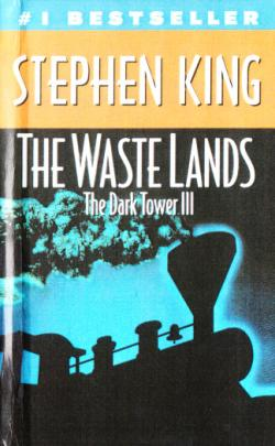 The Dark Tower - The Waste Lands, Hardcover, 1993