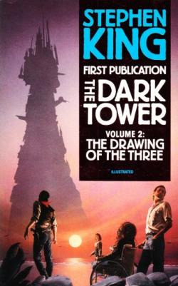 The Dark Tower - The Drawing of the Three, Paperback, 1989