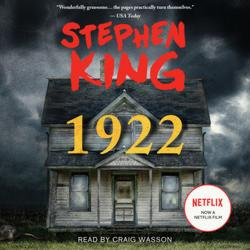 1922, Audio Book, Oct 13, 2017