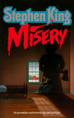 Misery, Paperback, 1987