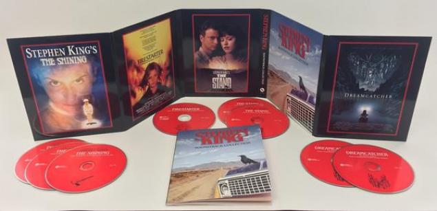 The Stephen King Soundtrack Collection