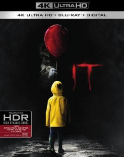 IT, Blu-Ray, Jan 09, 2018