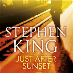 Just After Sunset, Audio Book, 2012