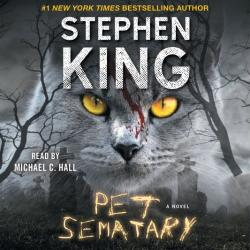 Pet Sematary, Audio Book, Mar 27, 2018