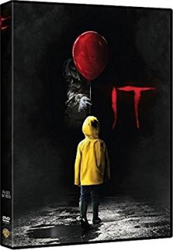 IT, DVD, Jan 05, 2018