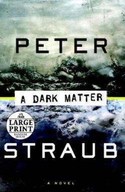 A dark matter, Paperback, Feb 2010