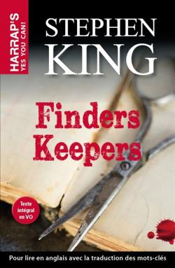 Finders Keepers, Paperback