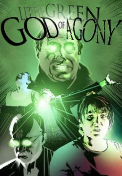 The Little Green God of Agony, Comic, 2012
