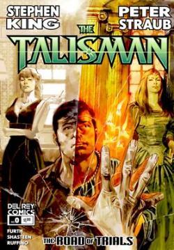 The Talisman I: The Road of Trials, Comic, Oct 21, 2009