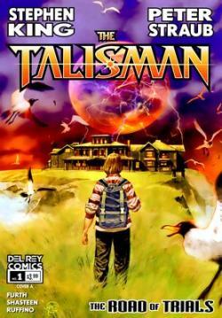 The Talisman I: The Road of Trials, Comic, Nov 18, 2009