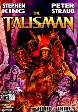 The Talisman I: The Road of Trials, Comic, Dec 16, 2009