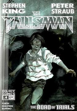4 of 5, Del Rey Comics, Comic, USA, 2010