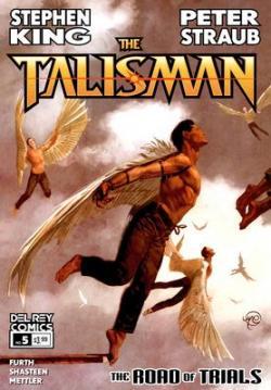 5 of 5, Del Rey Comics, Comic, USA, 2010