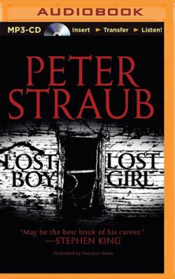 Lost Boy Lost Girl, Audio Book, Aug 15, 2015