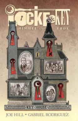 Locke & Key - Heaven and Earth, Hardcover, Mar 24, 2018